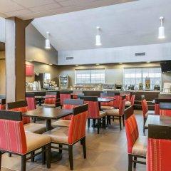 Отель Comfort Suites Columbus США, Колумбус - отзывы, цены и фото номеров - забронировать отель Comfort Suites Columbus онлайн питание фото 2