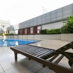 Отель Sm Grande Residence Бангкок бассейн