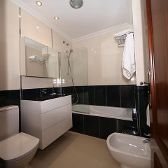 Отель Pensión Residencia A Cruzán - Adults Only ванная
