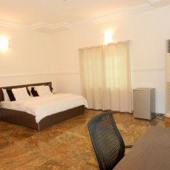 Nordic Residence Hotel Abuja комната для гостей фото 5