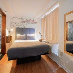 Отель CITY ROOMS NYC - Chelsea США, Нью-Йорк - отзывы, цены и фото номеров - забронировать отель CITY ROOMS NYC - Chelsea онлайн комната для гостей фото 5