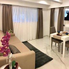 Отель Marina Centro Suite Римини комната для гостей