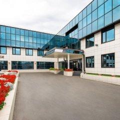 Гостиница Байкал Бизнес Центр парковка
