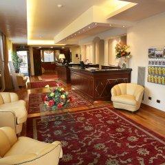 Отель iH Hotels Padova Admiral Италия, Падуя - отзывы, цены и фото номеров - забронировать отель iH Hotels Padova Admiral онлайн интерьер отеля