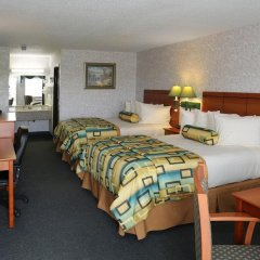 Magnuson Hotel Howell/Brighton комната для гостей фото 5
