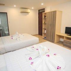 Отель My Anh 120 Saigon Hotel Вьетнам, Хошимин - отзывы, цены и фото номеров - забронировать отель My Anh 120 Saigon Hotel онлайн комната для гостей фото 3