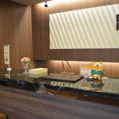 Отель Route-Inn Toyama Inter Япония, Тояма - отзывы, цены и фото номеров - забронировать отель Route-Inn Toyama Inter онлайн интерьер отеля фото 2
