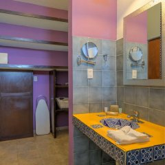 Hotel Marionetas ванная