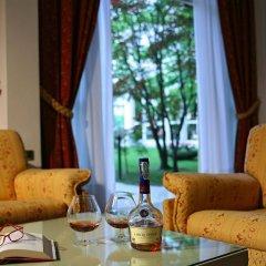 Отель Savoia Thermae & Spa Италия, Абано-Терме - отзывы, цены и фото номеров - забронировать отель Savoia Thermae & Spa онлайн комната для гостей фото 2