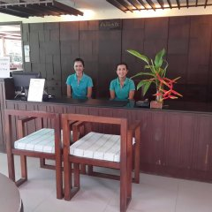 Отель Lanta Pura Beach Resort интерьер отеля