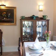 Отель Quinta do Outeiro питание фото 2