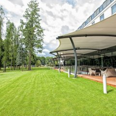 DoubleTree by Hilton Hotel & Conference Centre Warsaw спортивное сооружение