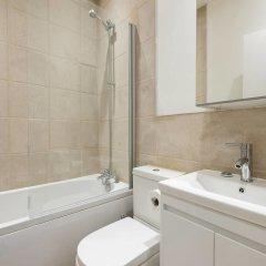 Апартаменты Cosy 1BD Apartment in West Didsbury ванная