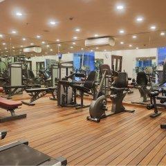 Crowne Plaza Hotel Antalya Турция, Анталья - 10 отзывов об отеле, цены и фото номеров - забронировать отель Crowne Plaza Hotel Antalya онлайн фитнесс-зал фото 4