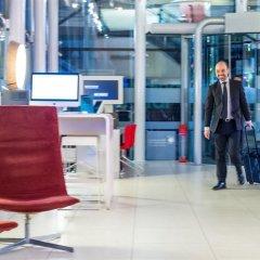 Отель Novotel London Paddington интерьер отеля