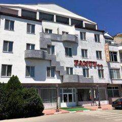 Отель Fanti Hotel Болгария, Видин - отзывы, цены и фото номеров - забронировать отель Fanti Hotel онлайн вид на фасад
