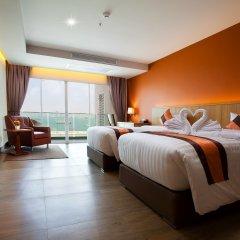Отель Balihai Bay Pattaya комната для гостей фото 2