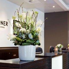 Lindner Wtc Hotel & City Lounge Antwerp Антверпен спа
