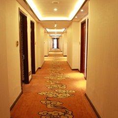 Отель Li Hao Hotel Beijing Guozhan Китай, Пекин - отзывы, цены и фото номеров - забронировать отель Li Hao Hotel Beijing Guozhan онлайн интерьер отеля фото 2