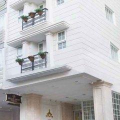 Pavillon Garden Hotel & Spa Нячанг вид на фасад