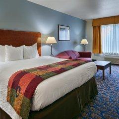 Отель Best Western PLUS Villa del Lago Inn комната для гостей фото 5