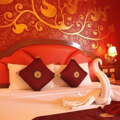 Отель Manohra Cozy Resort 3* Улучшенный номер с разными типами кроватей фото 2
