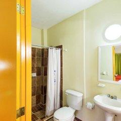 Отель Hacienda De Vallarta Las Glorias Пуэрто-Вальярта ванная фото 2