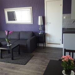 Апартаменты Kristiansand Apartments Кристиансанд комната для гостей фото 2
