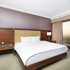 Hilton Warsaw Hotel & Convention Centre комната для гостей фото 4
