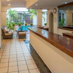 Отель ELOISA Пуэрто-Вальярта интерьер отеля фото 2