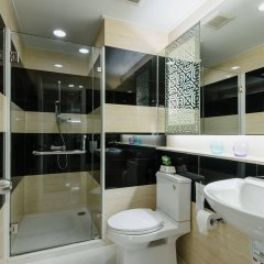 Отель Cnc Residence Бангкок ванная