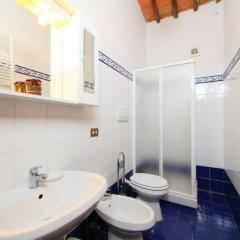 Отель Poggio Cuccule Монтеварчи ванная