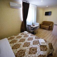 Apart-hotel Poseidon комната для гостей фото 3