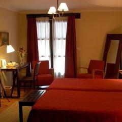 Отель Posada Real Del Pinar Посаль-де-Гальинас комната для гостей