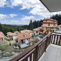 Отель Aparthotel Forest Glade Болгария, Чепеларе - отзывы, цены и фото номеров - забронировать отель Aparthotel Forest Glade онлайн балкон