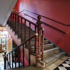 Hotel Hellsten интерьер отеля