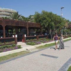 Crystal Sunset Luxury Resort & Spa Турция, Сиде - 1 отзыв об отеле, цены и фото номеров - забронировать отель Crystal Sunset Luxury Resort & Spa - All Inclusive онлайн спортивное сооружение