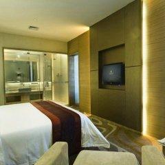 Отель Golden Bridge Garden Hotel Китай, Сямынь - отзывы, цены и фото номеров - забронировать отель Golden Bridge Garden Hotel онлайн балкон