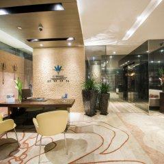 Отель Pan Pacific Xiamen спа фото 2