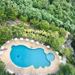Апартаменты R-Con Wongamat Паттайя бассейн