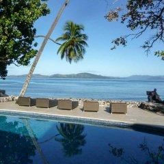 Отель Garden Island Resort Фиджи, Остров Тавеуни - отзывы, цены и фото номеров - забронировать отель Garden Island Resort онлайн бассейн фото 3