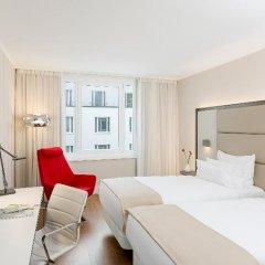 Отель NH Collection Berlin Mitte Am Checkpoint Charlie 4* Стандартный номер с разными типами кроватей фото 48