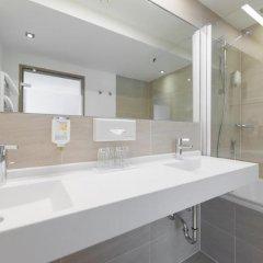 Отель Tyrolerhof Австрия, Хохгургль - отзывы, цены и фото номеров - забронировать отель Tyrolerhof онлайн ванная
