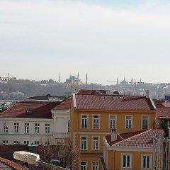Отель Apart Taksim 82 Стамбул балкон