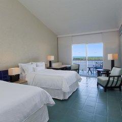 Отель The Westin Resort & Spa Cancun комната для гостей фото 20