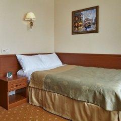 Гостиница Славянка Москва 3* Одноместный номер —стандарт с различными типами кроватей