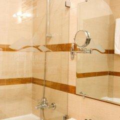 Отель Saint Ivan Rilski Hotel & Apartments Болгария, Банско - отзывы, цены и фото номеров - забронировать отель Saint Ivan Rilski Hotel & Apartments онлайн ванная фото 2
