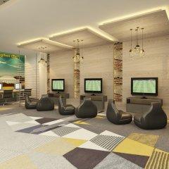 Отель Side Crown Sunshine Сиде интерьер отеля фото 3