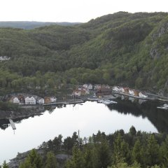 Отель Farsund Resort пляж