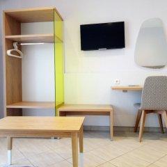 Отель Top Studios Ситония удобства в номере